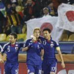 日本決勝トーナメント進出おめでとう!