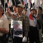 尖閣諸島のデモに思う