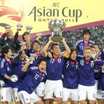 日本アジアカップ優勝おめ