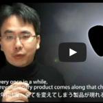 自作アプリのプロモーションビデオ