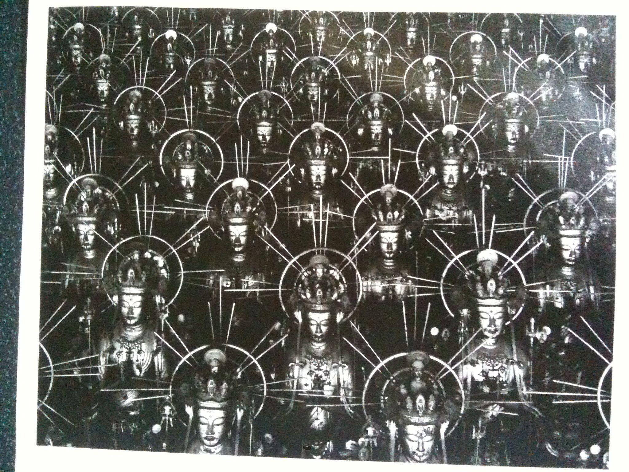 圧倒される。 この巨大な写真がワンフロアにたくさんある。 とても圧倒さ...   杉本博司 ア