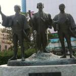 水戸駅周辺をブラタツヤ