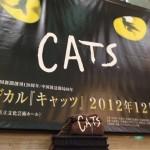 劇団四季のCATSを観てきました