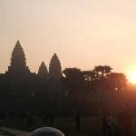 カンボジアをブラタツヤ(その1:アンコールワット)