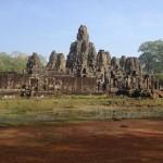 カンボジアをブラタツヤ(その2:バイヨン)