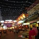 カンボジアをブラタツヤ(その3:シェムリアップのパブストリート)