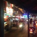 カンボジアをブラタツヤ(その5:プノンペン)