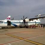 カンボジアをブラタツヤ(その6:カンボジア・アンコール航空)
