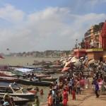 【44歳中年サラリーマン、初めてのインドひとり旅】3日目:ガンジス川散策