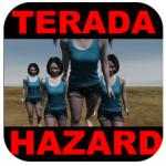 【速報】オリジナルiPhoneアプリ第4弾「TERADA HAZARD」リリースしました!