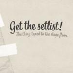 ライブに行く前にSetlist.fmで過去のセットリストをチェックしよう!
