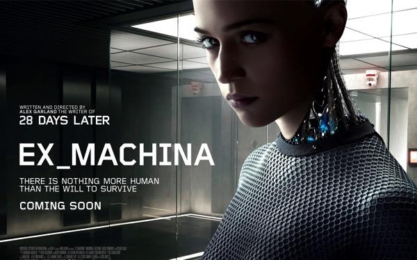Ex machina 2015 movie wide