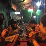 ベトナムをブラタツヤ(2日目夜:ハノイ)