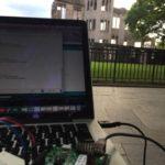 40代中年文系オッサンの IoTへの道(その2)~ Arduino + ソラコムLoRaWANで 温度データをクラウドに投げ可視化してみた