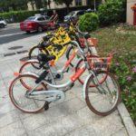 中国のITサービスを体験してみた(その2:自転車シェアリングサービス Mobike )