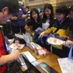 「Maker Faire 台北」に出展しました(その2:当日の様子、STEM教育)