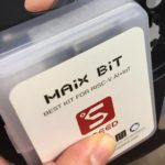 【備忘録メモ】深圳SiPEED社のAIoT開発ボードMAiX BiTの顔検出のデモを試してみた(Mac)