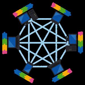 Network blockchain