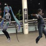 【Blender】モーショントラッキングによるリアル動画と3Dモデルの合成映像の作り方