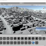 『PLATEAU』の都市3Dデータ形式CityGMLをFBXに変換してUnityで遊ぶ